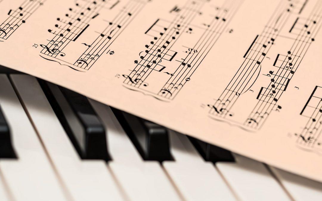 El glosario de los músicos
