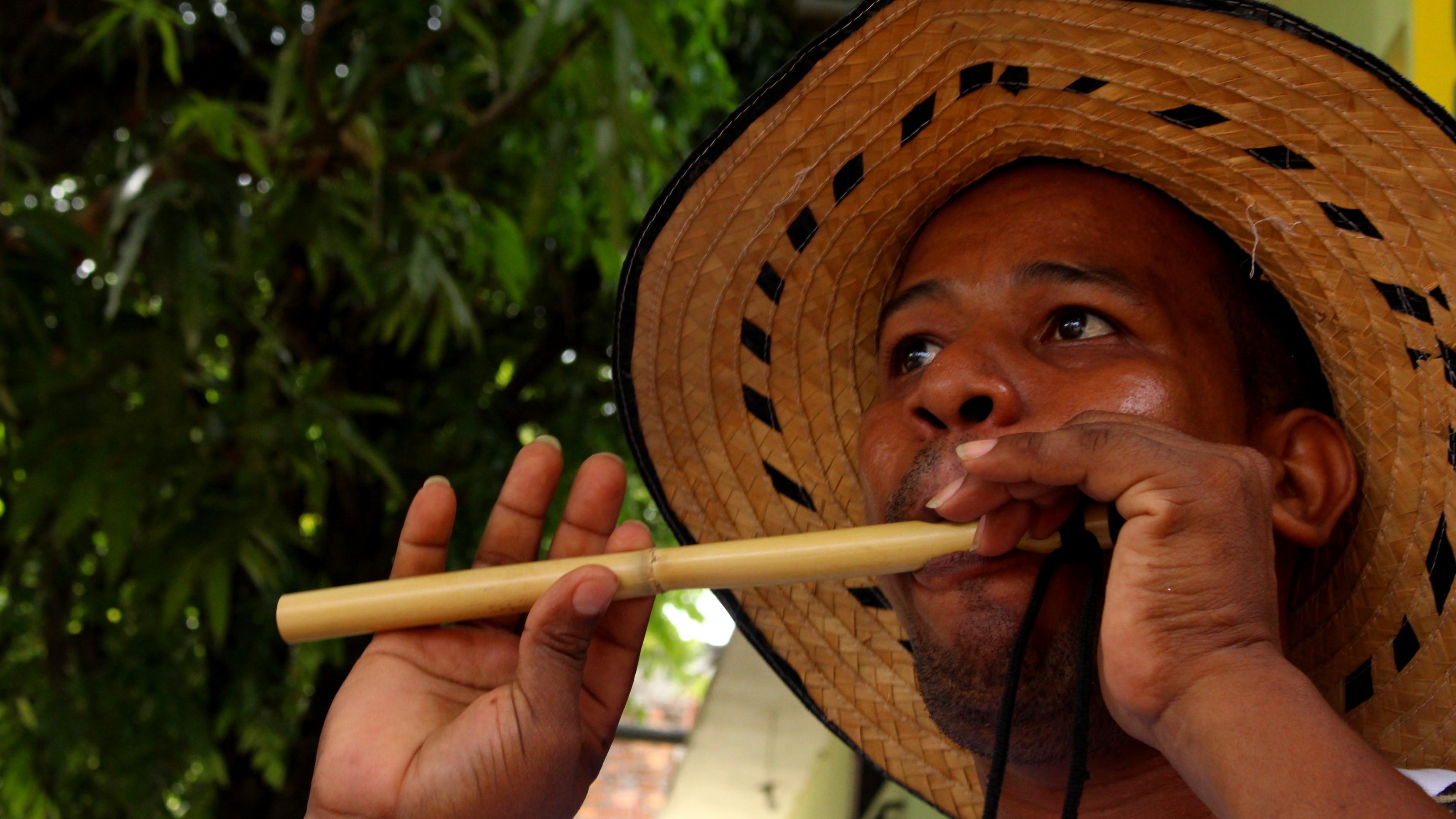 Aprender a tocar Flauta de millo